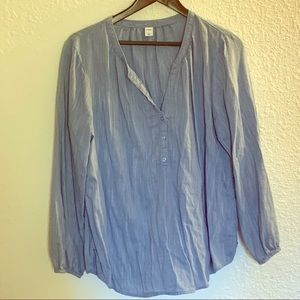 Old navy size large cotton blouse